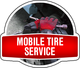 Mobile Tire Repair Services for Houston