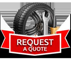 Request A Quote - Tire Repair Service