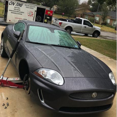 Emergency Tire Repair
