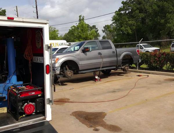 Roadside Tire Repair